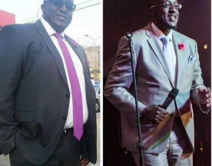 Big Ted weight loss journey