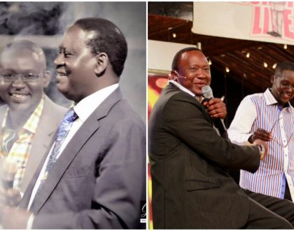Churchill explains why he barred Raila Odinga and Uhuru Kenyatta from attending his show at KICC