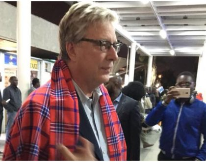 Legendary American singer Don Moen jets into the country (Photos)
