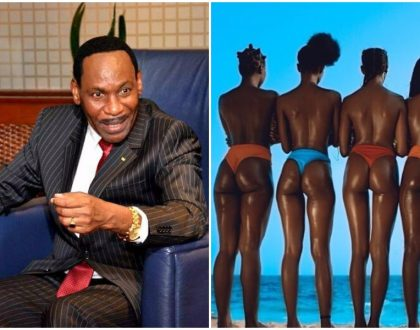 """It's full of nudity and obscenity"" Ezekiel Mutua vows to ban Sauti Sol's new song 'Melanin'"