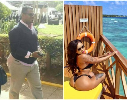 Hassan Omar finally addresses issue with his buttocks that made netizens refer him as Vera Sidika