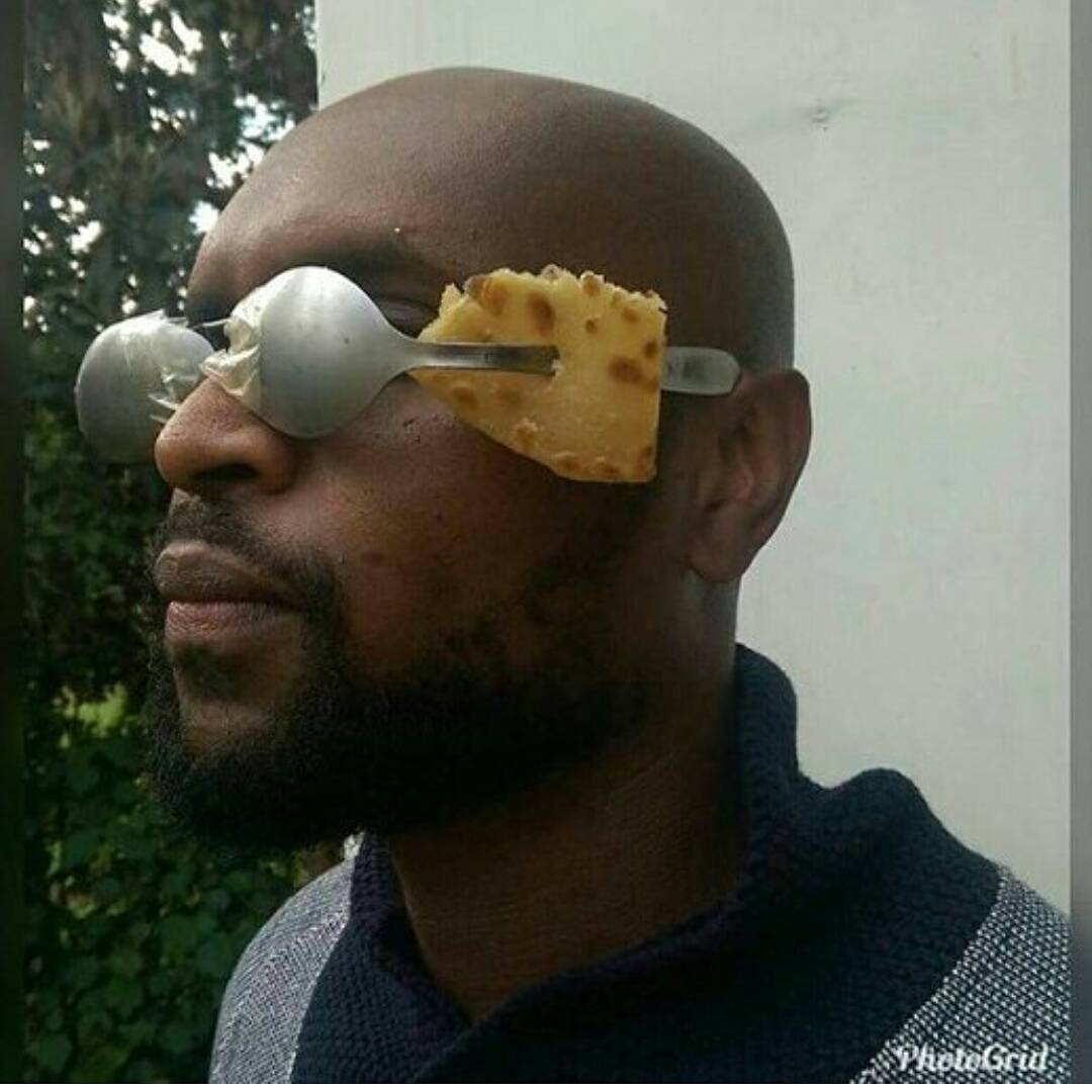 Hilarious photos from the #TheEyeWitnessChallenge