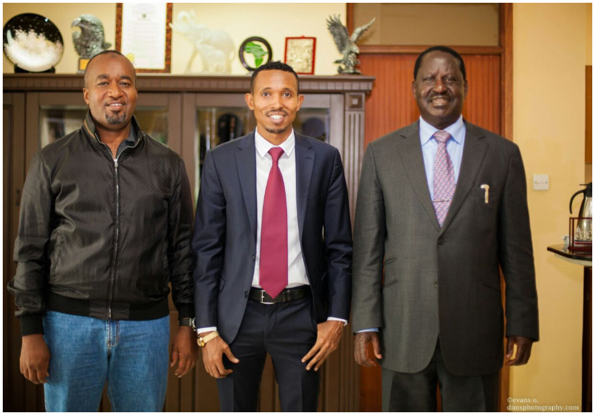 Mohammed Ali: Joho told Raila crap about me but he was shocked to see Baba defend me