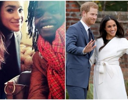 Juliani hopes his meeting with Meghan Markle will earn him invitation to her royal wedding with Prince Harry