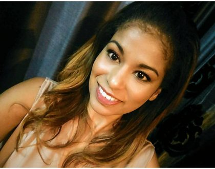 Julie Gichuru and teenage daughter serving mummy-daughter goals with latest photo