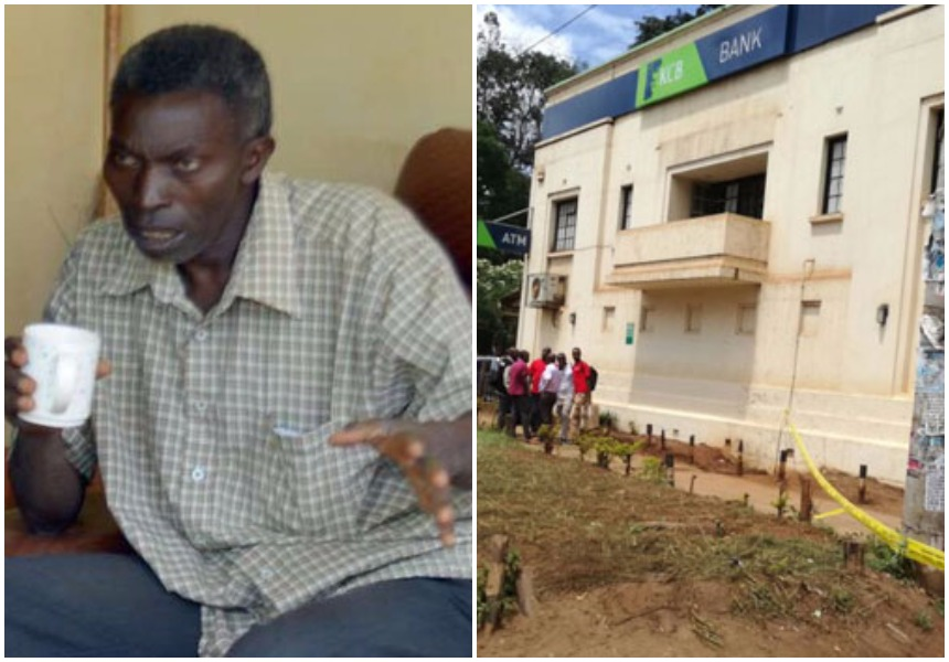 """NYS and Health Ministry scandals inspired my sons to rob KCB Thika"" Father of two thieves says his sons are straight 'A' students"