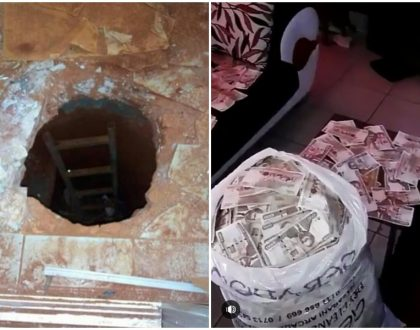 17 million stolen from KCB bank recovered at woman's one-bedroom apartment in Juja town