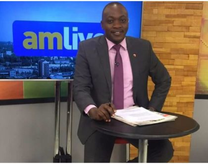 NTV's Ken Mijungu responds to claims he's being targeted because he's from Migori County