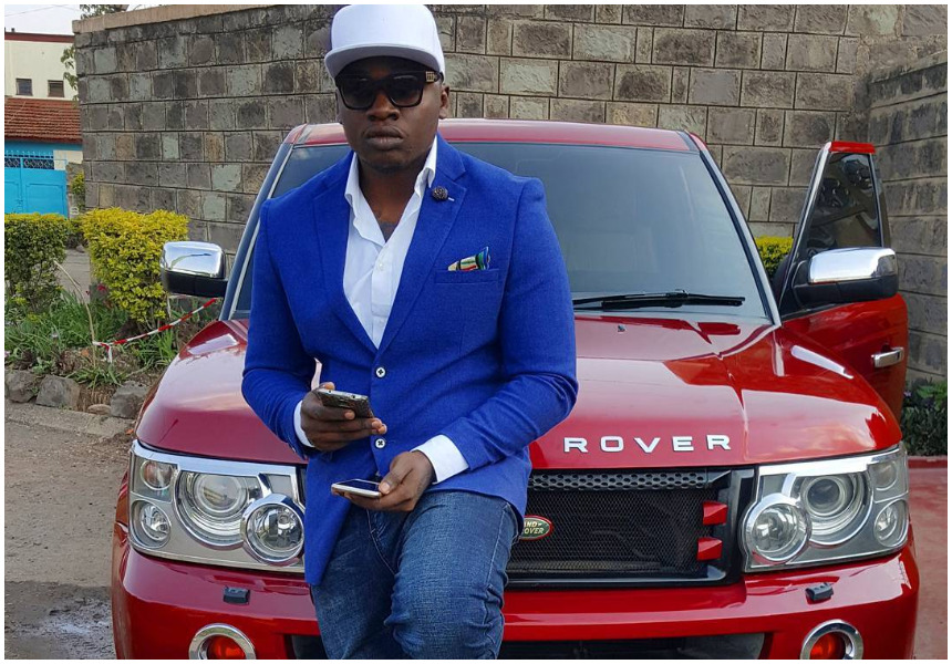 How rich is this guy? Khaligraph Jones house-hunting for a 3 bedroom maisonette