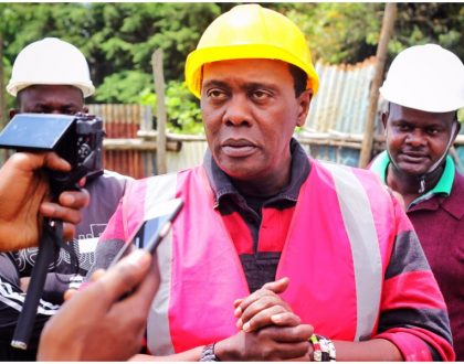 Jeff Koinange sends a humble plea to Kenyans for financial assistance