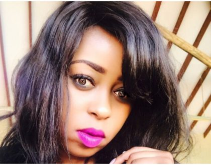Lilian Muli disowns salacious post talking about her private life