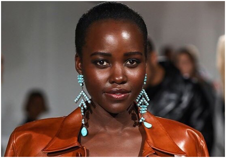 Lupita Nyong'o Calls Out a Magazine for Photoshopping Her Natural Hair