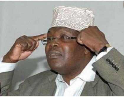 Miguna Miguna denies rumors claiming he was arrested, says he is not afraid!