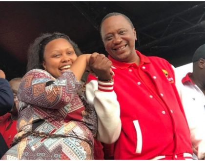 """Am a proud hippo"" Plus size Jubilee Senator Millicent Omanga takes on fat-shamers"