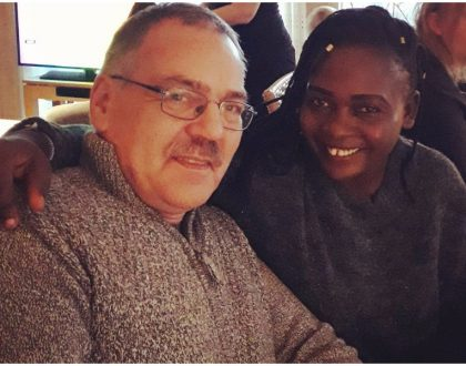 Nyota Ndogo: I didn't steal anyone's husband. My sweetheart had been divorced for 25 years when we met