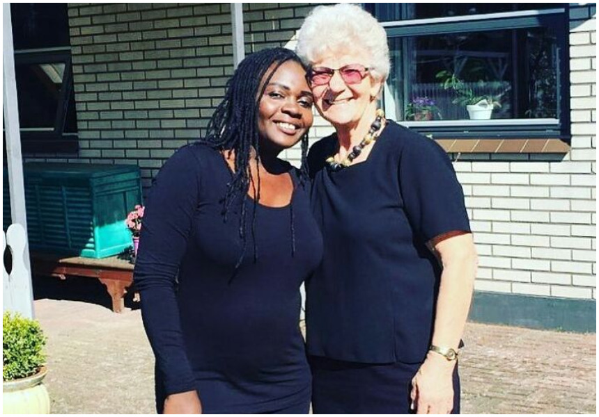 Nyota Ndogo goes back to class at her mother-in-law's request