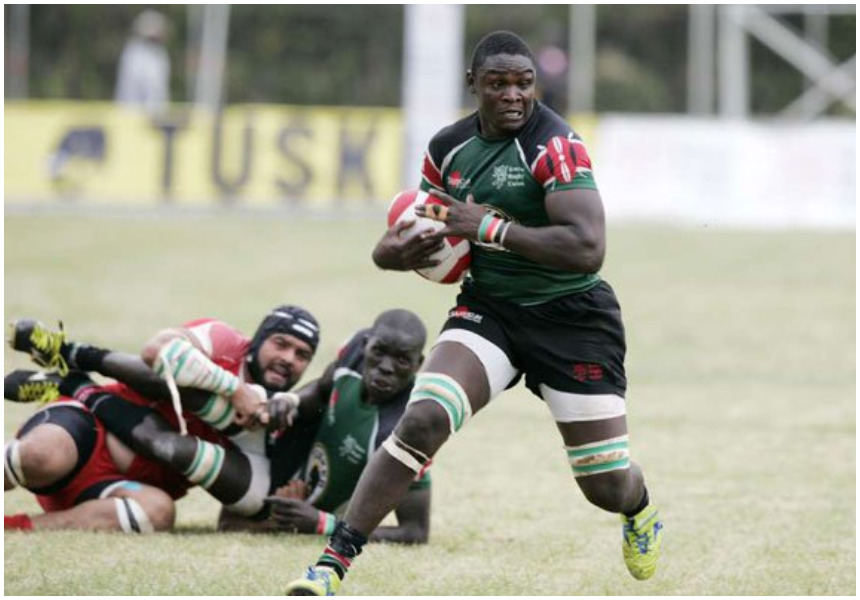 Mike Okombe's mystery death takes a new twist as three rugby players are arrested in connection with his murder