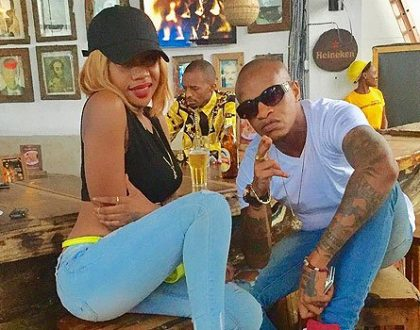 Prezzo's new girlfriend already missing her ex boyfriend?