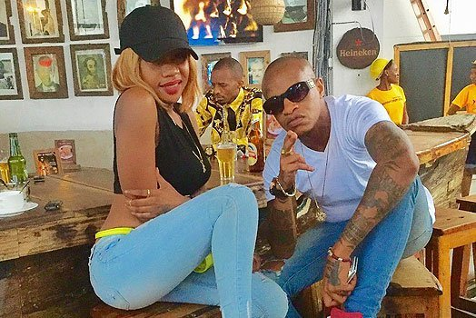 Prezzo reveals why he is not willing on giving up on curvaceous video vixen Amber Lulu even after she friend-zoned him