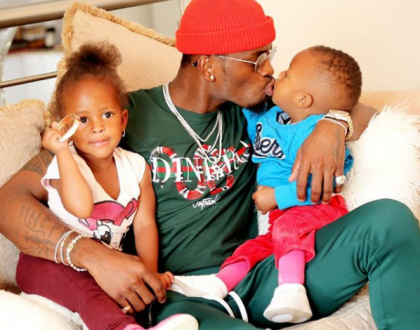 Diamond Platnumz and Zari's son rolling like a boss in his new expensive rides! (Photos)