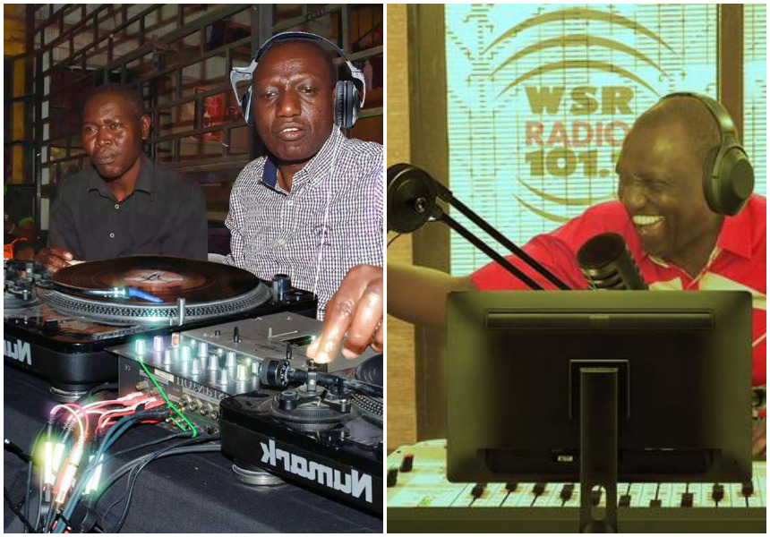 5 mind-blowing photos of William Ruto the DJ that you will find hard to believe are photoshopped