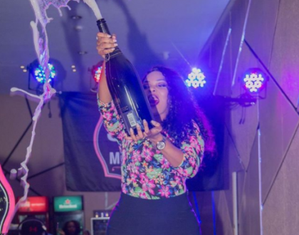 Wema Sepetu reveals why she decided to shed off her body weight