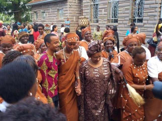 President Uhuru Kenyatta's daughter-in-law expecting first child!