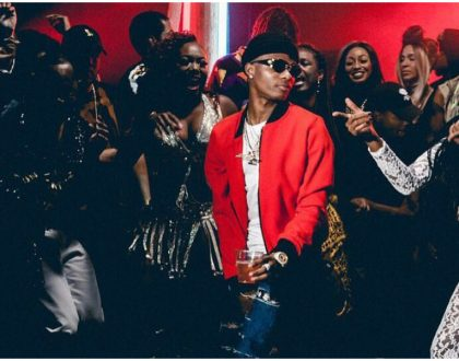 """""""I always sleep with two women"""" Wizkid brags about his sexual prowess"""