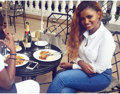 """Your man chose to walk away you cheap crap"" Anerlisa Muigai responds to lady who claims she stole her husband"