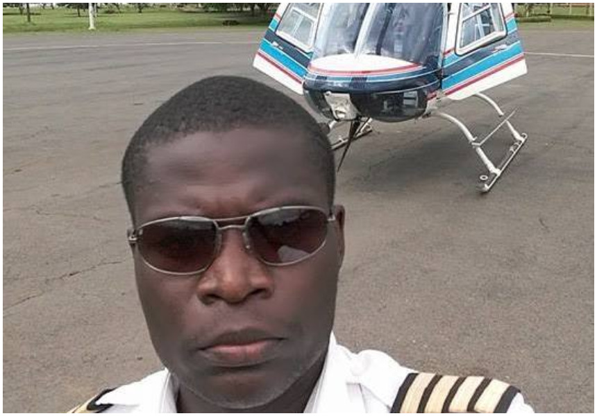Lake Nakuru crash pilot Apollo Malowa to be laid to rest in Bondo