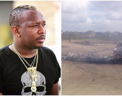 Babu Owino vows to take action as Nasa supporters blame Sonko for dumping human feces at Jacaranda grounds to stop Nasa rally