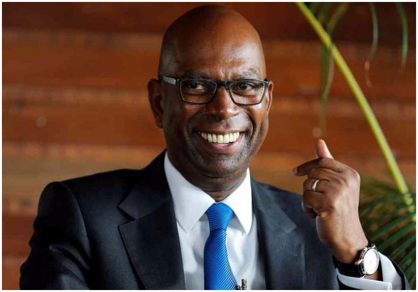 Forget the rumor, Bob Collymore is in Safaricom to stay