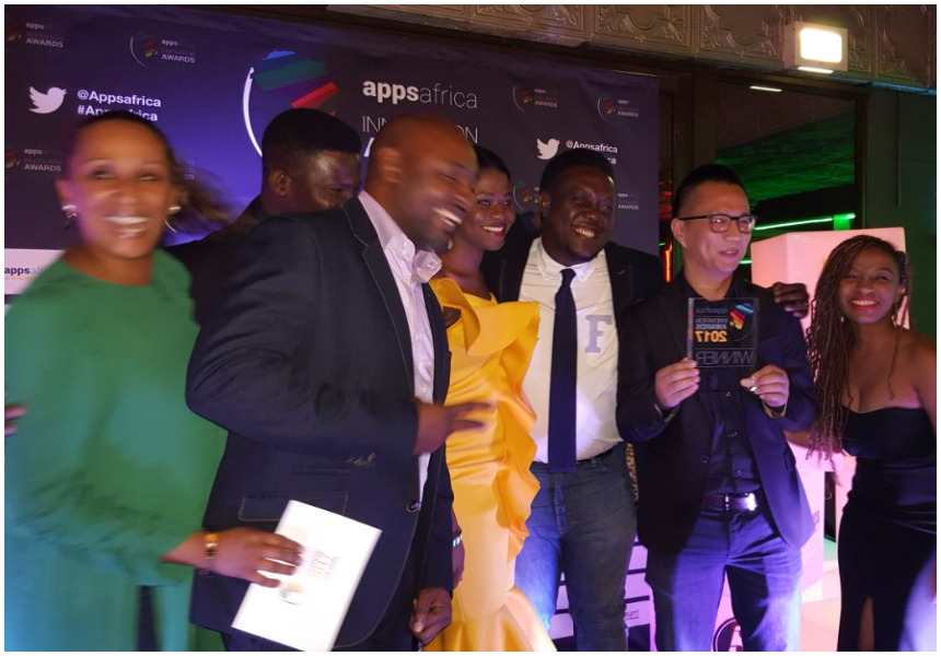 Boomplay Music becomes the first on demand music streaming and downloading app to win AppsAfrica Innovation Award