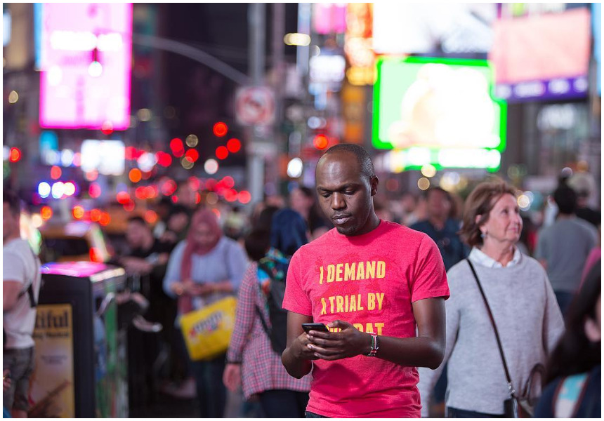 """""""It's a symbol of status"""" Larry Madowo explains why he can't wait to part with 103K to buy new phone"""