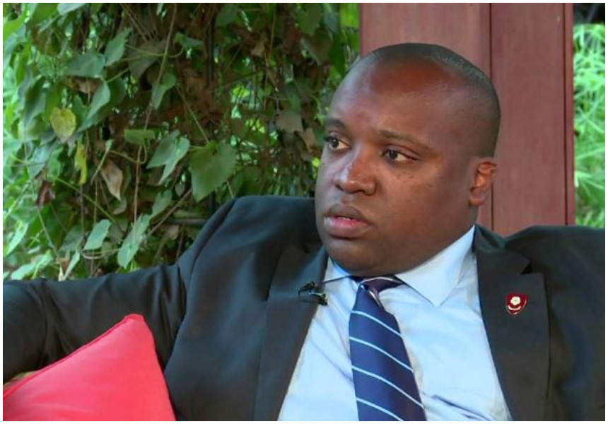 Wallace Kantai lands new job at the Central Bank of Kenya 6 months after quitting NTV