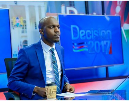 Jubilee supporters launch scathing attack on Larry Madowo