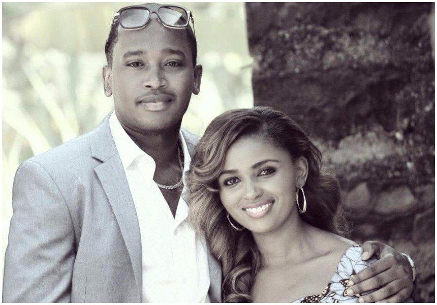 Anerlisa Muigai finally unmasks her boyfriend as he accompanies her to a ruracio in Kiambu