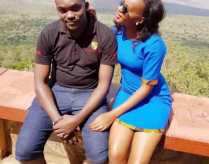 Saumu Mbuvi's baby daddy to marry his new found love (Details)