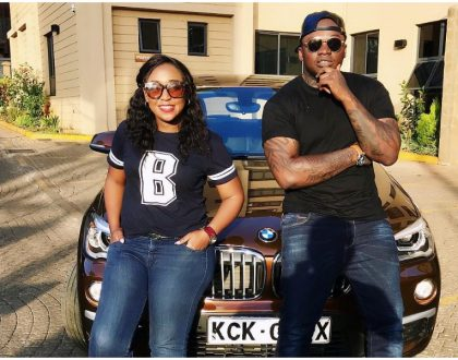 Betty Kyallo adopts new stage name as she's set to drop new song with Khaligraph Jones