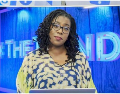 Ciru Muriuki lands a new job at K24 after leaving NTV's The Trend