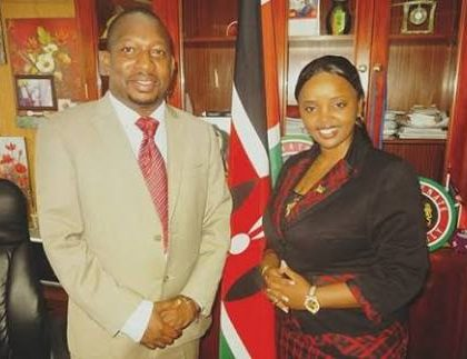 Mike Sonko allegedly shares screenshots of his conversation with sassy preacher, Reverend Natasha (Photo)