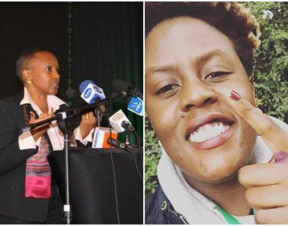 David Ndii's Mwende Gatabaki wife reveals how Winnie Odinga saved her from the police