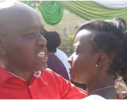 Dennis Itumbi writes romantic poem to Citizen TV's Jacque Maribe as she turns 30