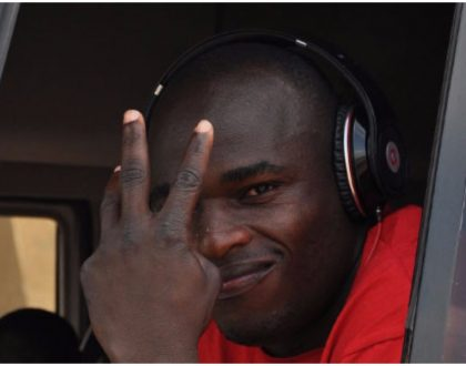 Dennis Oliech lives large in Dubai amid speculations he's strapped for cash