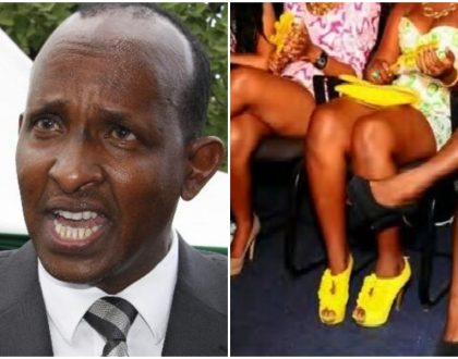 Aden Duale threatens action against female MPs exposing too much skin in parliament