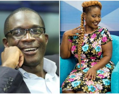 Ezra Chiloba resurfaces to give Kalekye Mumo a pat on the back