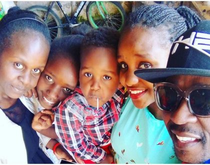 """""""She has stood with me for over 16 years"""" Frasha expresses utter gratitude to his baby mama"""
