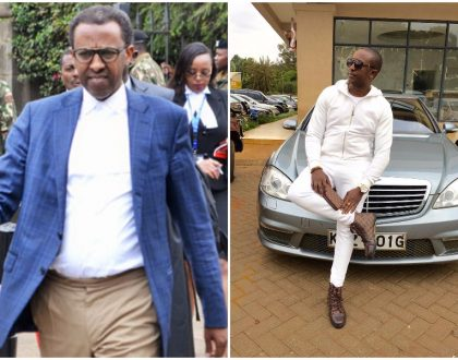 """The poor boy owns nothing that can fly"" Grand Mullah savagely tears into Steve Mbogo"