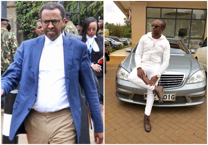 """""""The poor boy owns nothing that can fly"""" Grand Mullah savagely tears into Steve Mbogo"""