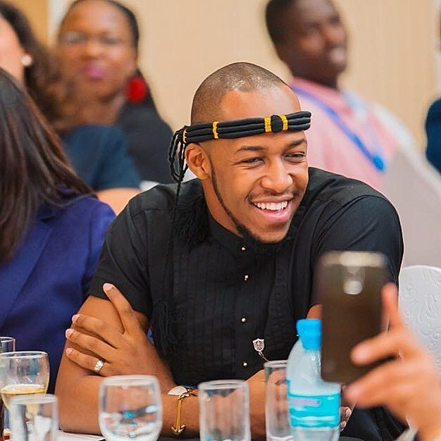 Idris Sultan gives fans a 'huge surprise' after sharing a photo wearing just boxers (Photo)